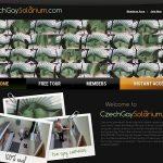 Czechgaysolarium.com Join With ClickandBuy