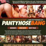 Pantyhose Bang Working Accounts
