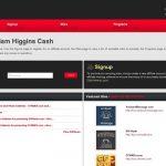 William Higgins Cash With SEPA