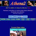Athena2.net Hacked Password