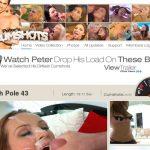Accounts Peterscumshots.com
