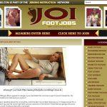 JOI Footjobs Account Passwords