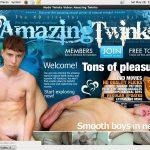 Free Amazing Twinks Password Account
