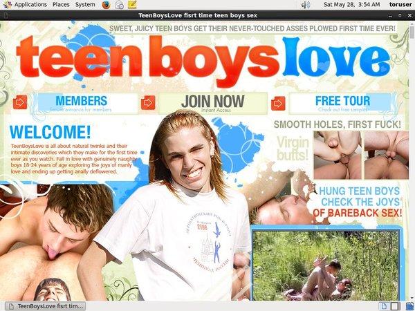 Teen Boys Love Free Passwords
